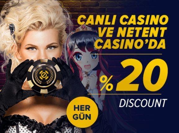 Canlı Casino ve Netent
