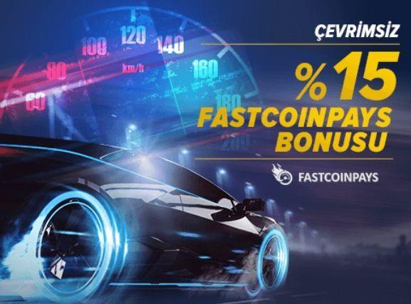 FastCoinPays Bonusu